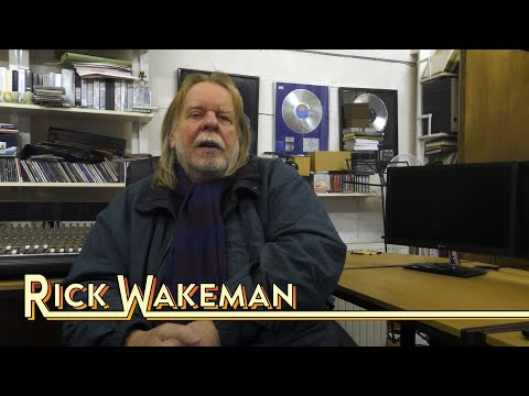 Rick Wakeman - Behind the Tracks: David Bowie Wild Eyed Boy From Freecloud (Part 1)