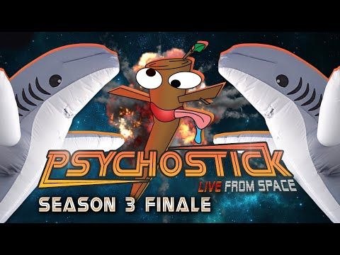 Psychostick Concert: Live From Space Season Finale