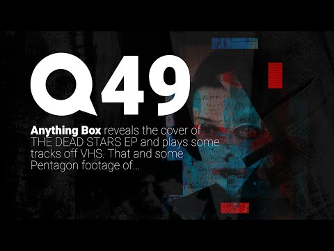 Anything Box | #Quaranstream 49 | #VHS  #DeadStars  #Reveal #Covers #NFTs #endpop