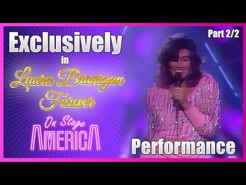 Laura Branigan - Self Control - On Stage America (1984)