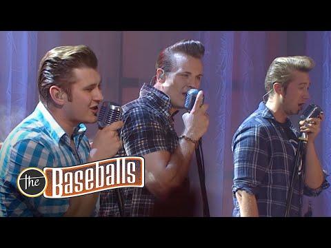 The Baseballs - I'm Yours (ZDFkultur Zeltfestival, 16.09.2012)