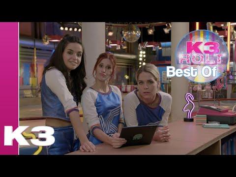 Best Off | K3 Roller Disco Club Rollen