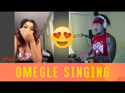 SHE SAID WHAT? | Omegle Singing Reactions | Ep. 20