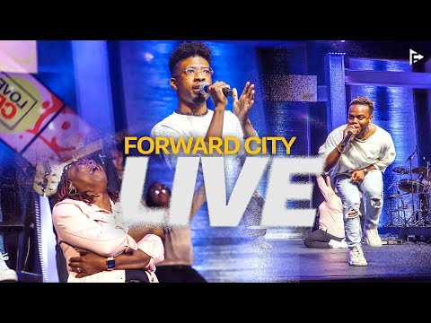 Forward City LIVE | Pastor Travis & Jackie Greene | Forward City Church