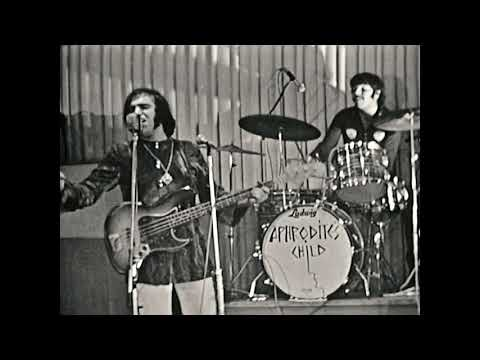 Aphrodite's Child - You Always Stand In My Way (Live in Lille France 1968)