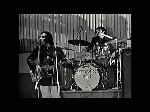 Aphrodite's Child -  It's You (Live in Lille France 1968)