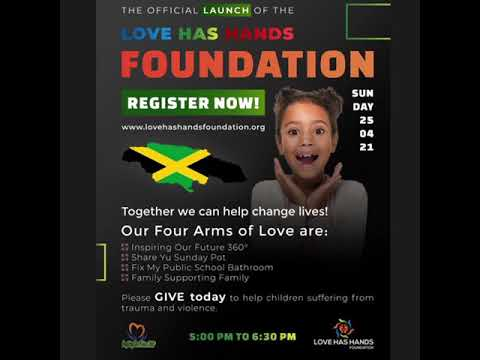 PROMO - Foundation Launch, Sunday, April 25