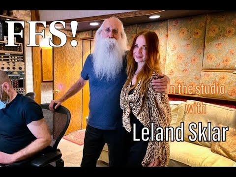 Judith Owen FFS! Live in the studio with Leland Sklar