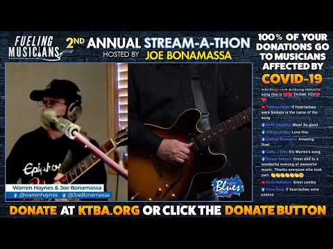 KTBA 2nd Annual Stream-a-Thon