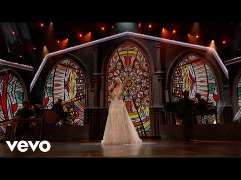 """Carrie Underwood - """"My Savior"""" Performance (Live From The 56th ACM Awards)"""