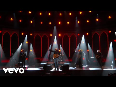 Drive/You Will Always Be My Baby (Written For Daughters' Weddings) (2021 ACM Awards)