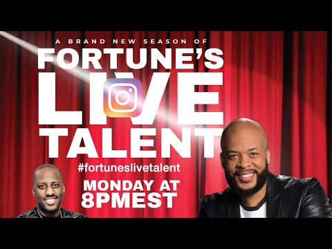 A Brand New Fortune's Live Talent James Fortune & Isaac Carree