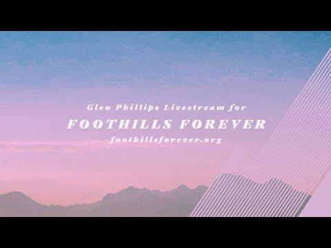 Livestream for Foothills Forever