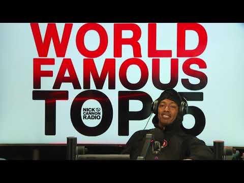 World Famous Top 5 - Top 5 Smokers #NickCannonRadio