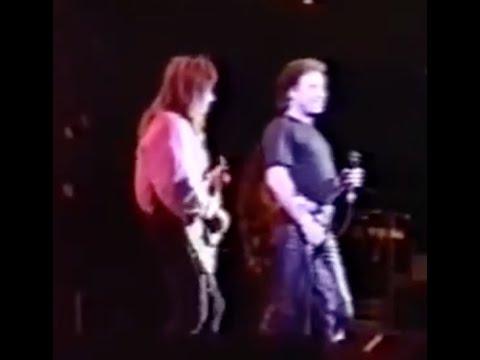 Aldo Nova & Paul Rodgers-Houston Texas-1991