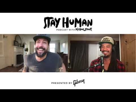 Matthew Ramsey of Old Dominion - Stay Human Podcast with Michael Franti