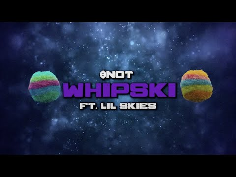 $NOT - Whipski (feat. Lil Skies) [Lonewolf Claymation Edition]