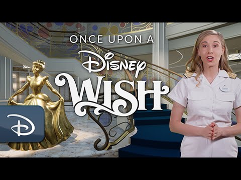 You're Invited to the Reveal of Disney Cruise Line's Newest Ship, the Wish | Disney Cruise Line