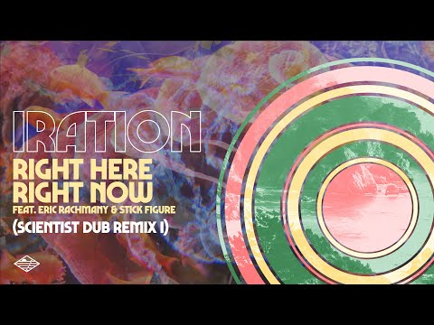 Right Here Right Now (Scientist Dub Remix I) (Official Visualizer) | IRATION (2021)