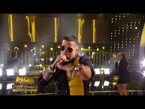 Daddy Yankee - Problema | Mira Quien Baila En Vivo