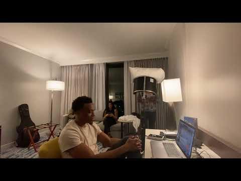 Jonathan McReynolds and Mali Music Hotel Room Recording