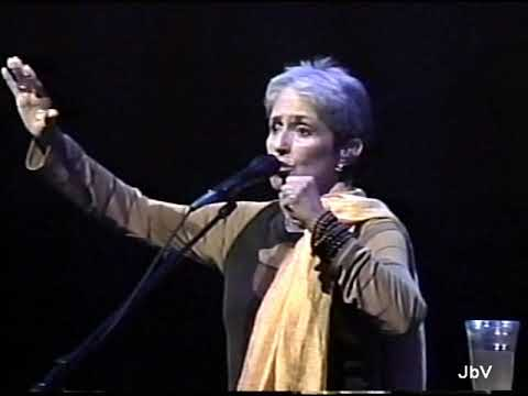JOAN BAEZ sings Gillian Welch's Caleb Meyer.  Live concert footage.