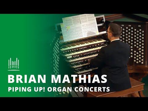Piping Up Organ Concert at Temple Square | May 26, 2021