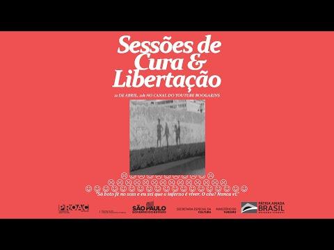 Sessões de Cura e Libertação 04