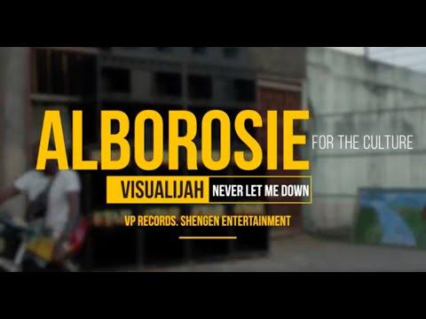 Alborosie - Never Let Me Down | Official Visual-i-Jah