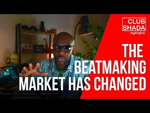 How selling beats have changed in 15 years | Club Shada