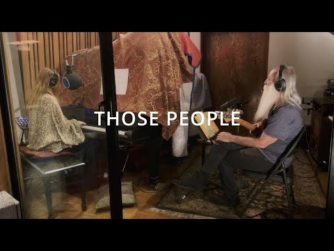 Judith Owen. 'Those People' with Leland Sklar - recorded at Dave's Room