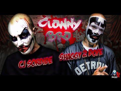 Cj Sordide - Clowny Bro avec Shaggy 2 Dope (Insane Clown Posse)