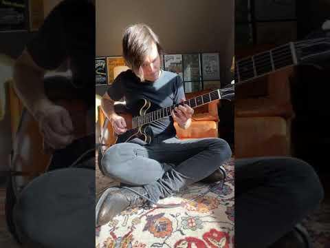 """Fist Through This Town"" Guitar Solo"