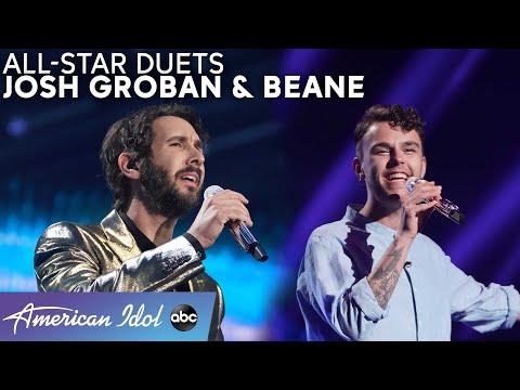 Josh Groban - American Idol All-Star Duets: Beane [Full Performance]