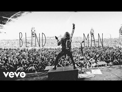Zakk Wylde, Black Label Society - Blind Man (Official Video)