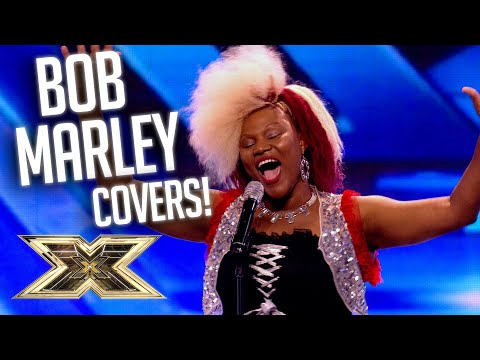 BEST BOB MARLEY COVERS! | Auditions | The X Factor UK