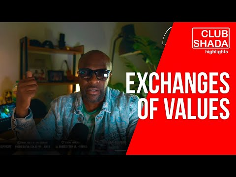 The market of exchanges | Club Shada