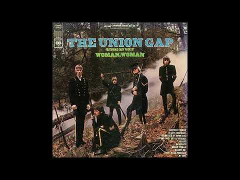 "GARY PUCKETT & THE UNION GAP- ""LADY WILLPOWER"" (LYRICS)"