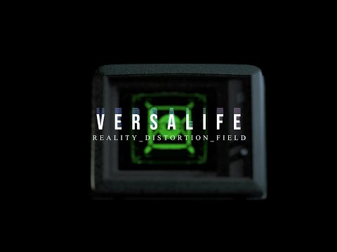 Versalife - Reality Distortion Field (*Official videoclip)