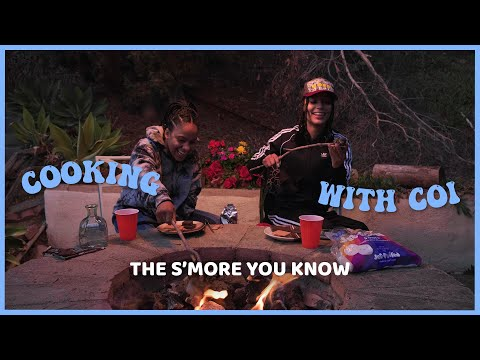 Cooking With Coi - The S'more You Know + Hot Banana Pudding