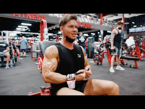JOEL CORRY ARMS WORKOUT