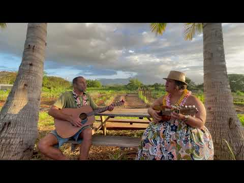 """Jack and @Paula Fuga Perform """"If Ever"""" for Earth Day from the Kokua Learning Farm!"""