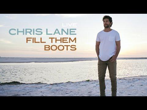 "Chris Lane Talks ""Fill Them Boots"" [LIVE]"