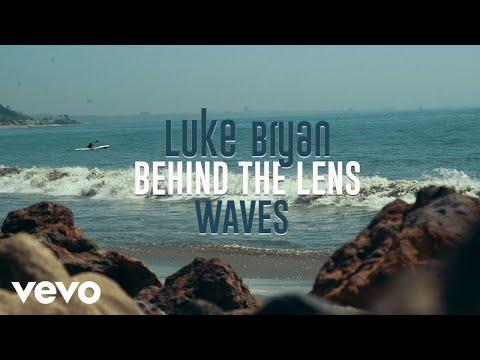 Luke Bryan - Waves (Behind The Scenes)