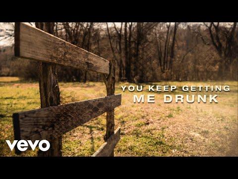 Justin Moore - You Keep Getting Me Drunk (Lyric Video)