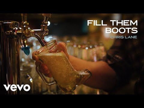 Chris Lane - Fill Them Boots (Audio Only)