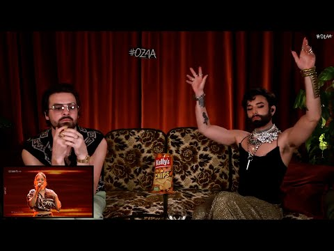 #OZAA Laura Kožul: Something in the Water (Brooke Frazer) #starmania #reactionvideo