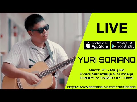 Yuri Soriano LIVE @ Sessions (BON JOVI NIGHT)