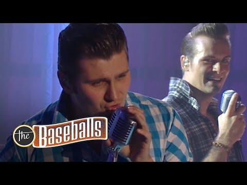 The Baseballs - Bitch (ZDFkultur Zeltfestival, 16.09.2012)