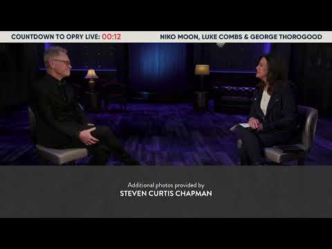 Steven Curtis Chapman LIVE on Circle Sessions